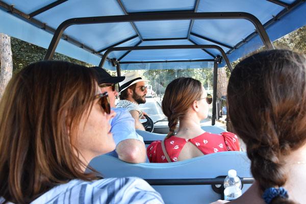family-tour-rome-golf-cart