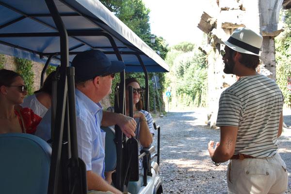 golf-cart-appian-gate