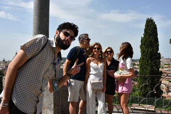 local-guide-rome-tourist