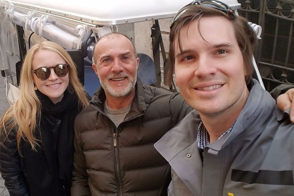 roberto-golf-cart-rome-tourist