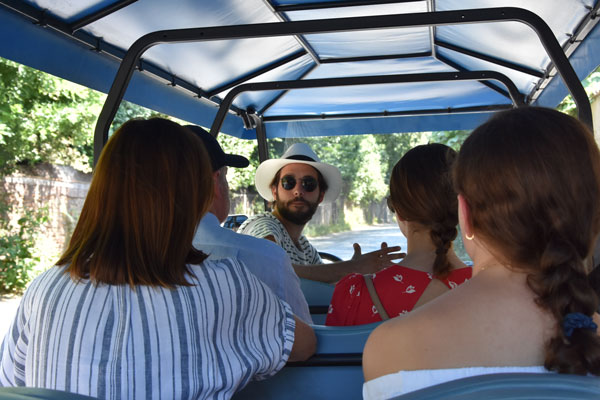 tourist-rome-golfcart